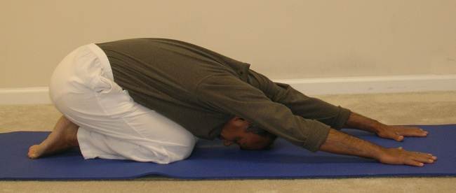 balasana