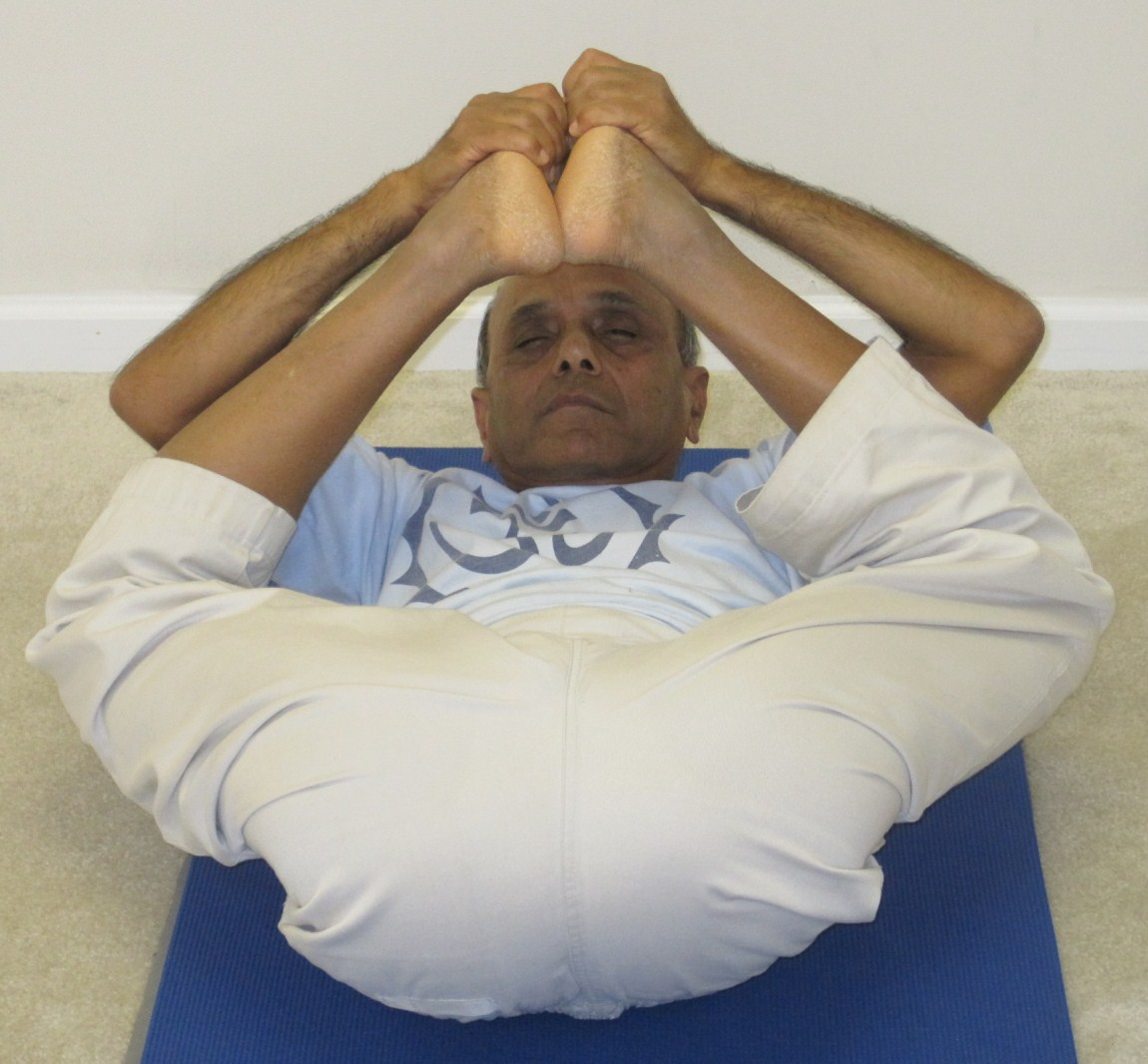 Reclining Hip Opening Poses, part 2 | Yoga With Subhash