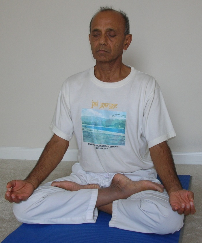 padmasana
