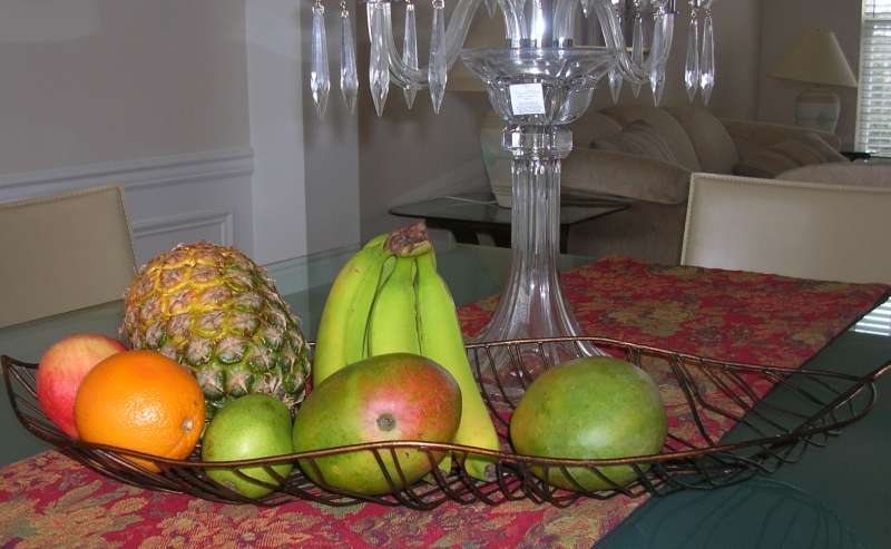 Smoothie fruits